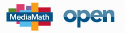 MediaMath OPEN Partnership logo