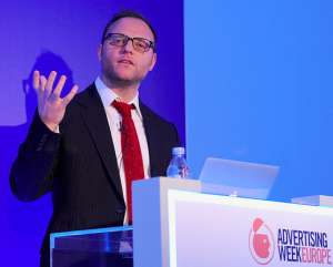 Erich Wasserman, Chief Revenue Officer, MediaMath at Ad Week 2014