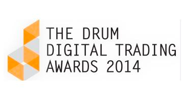 The Drum Digital Trading Awards 2014 logo