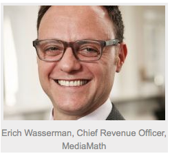 Erich Wasserman, Chief Revenue Officer, MediaMath